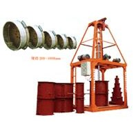 Cement Pipe Making Machine (SY1000)