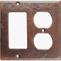 Copper Light Switches Buttons (CRCO/CLCO-CES)