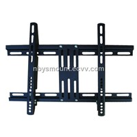 Fixed lcd/plasma tv wall bracket