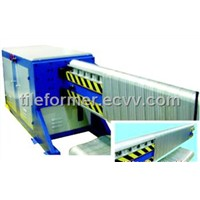 Flat Oval Duct Forming Machine