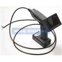 Flexible Color Video borescope