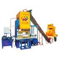 Road-Rim Brick Machine (HY-200K)