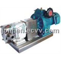 Stainless Steel Rotor Pump (JB3A)
