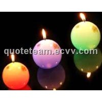 LED Ball Shaped Candles (GC-021)