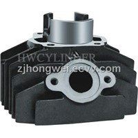 Motorcycle Cylinder Block (V80)