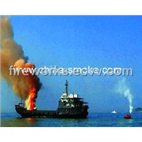 Marine Floating Smoke Signal