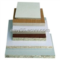 Melamined Particle Board