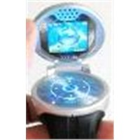 Mobile Phone with Watch Style