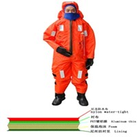 Non-insulated Immersion Suit