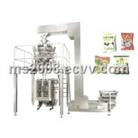 Packaging Machine With Electronic Weigher (JX003)