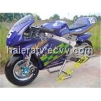 Racing Motorcycle (QWMPB-04)