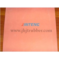 Red SBR Rubber Sheet