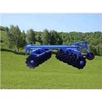 Semi-Mounted Heavy-Duty Offset Disc Harrow
