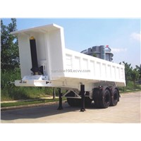 SINOTRUK TIPPER TRAILER
