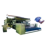 Spray-bonded Waddings Production Line