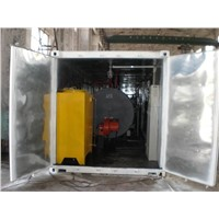 Transportable Container - Oil Boiler
