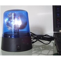 USB police light