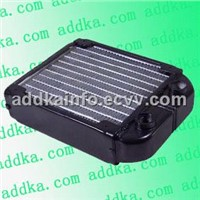 Water cooling radiator