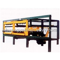 Brick making machine auto wet brick cutter
