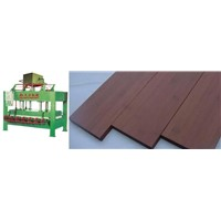 bamboo flooring machine, bamboo flooring production line