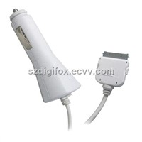 Car Charger with Cable (DF-CH04)