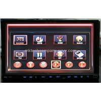 Car DVD Player (MK-7013)