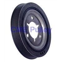 Crankshaft Pulley-Peugeot 206