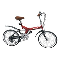 Folding Bicycle (TMN2006VS)