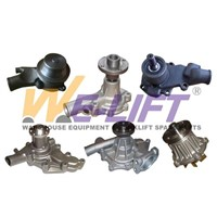 forklift parts - water pump