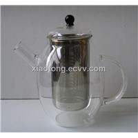 Glass Teapot (LY-0009)