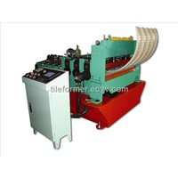 Hydraulic Roof Curving Machine