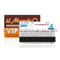 Magnetic Strip Card (m004)