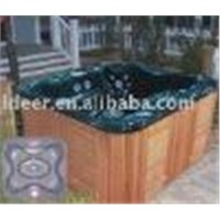 outdoor spa,hot spa,hot tub,spa tub,jacuzzi,swim pool D-012