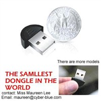 the smallest Bluetooth USB Dongles--USB 06M