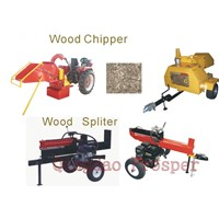 Wood Chipper (XL-S-001)