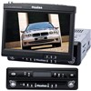 7inch In-dash Car DVD Player with TFT LCD Monitor, TV, FM Tuner & Amplifier