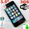 WIFI JAVA TV 3GS cell phone
