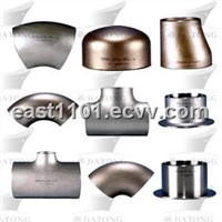 Stainless Steel Butt-Welded Pipe Fittings