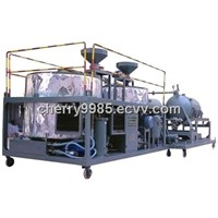 ZSC Engine Oil Recycling Purifier Series
