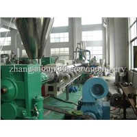 PP, PE pelletizing line