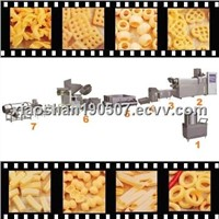 Frying Snack  food  machinery