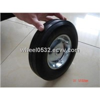 Solid Rubber Wheel (10x2.5)