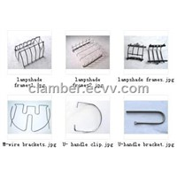 Steel wire forming & bending parts