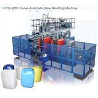 20-30L Double Station Automatic Blow Molding Machine