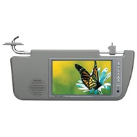 7.8-Inch Sun-Visor Tft LCD Monitor (Left/Right)