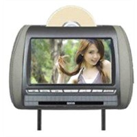 "8.5"" Headrest DVD Player with Game System/IR"