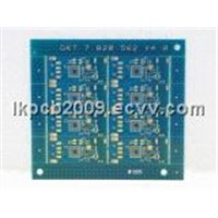 8 Layers Flash Gold PCB