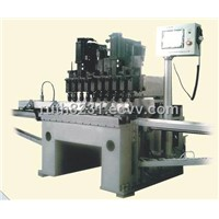 Automatic CNC Drilling & Reaming Machine Line