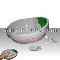 Detox ion foot spa with remote controller