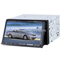 "Double Din 7"" car dvd player"